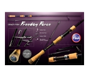 Спиннинг Crazy Fish FREEDOM FORCE FF692LT