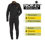 Термобельё Norfin WINTER LINE р-р S