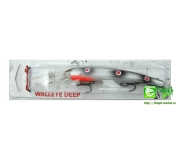 Воблер Bandit Walleye Deep Glow WBD2D86