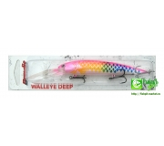 Воблер Bandit Walleye Deep Glow WBD2D88