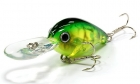 Воблер Lucky Craft Clutch DR-5412 Lime Chart Tiger 895