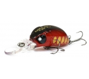 Воблер Lucky John Pro Series HAIRA TINY LB 33F-202 Plus Foot