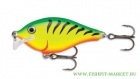 Воблер Rapala Scatter Rap Crank Shallow SSCRC05-FT