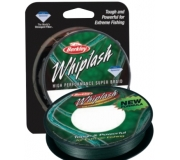 Плетеный шнур Berkley Whiplash Green 110м