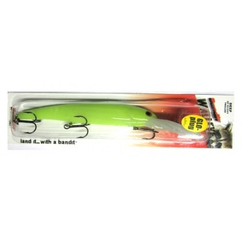 воблер bandit walleye deep glow wbd2g05