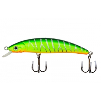 Воблер Chimera Silver Fox Fat Minnow 100F-006