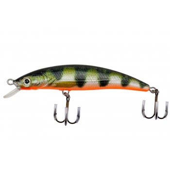 Воблер Chimera Silver Fox Fat Minnow 100F-008