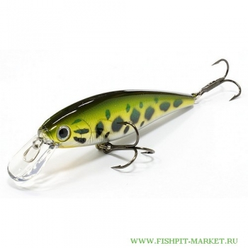 воблер lucky craft pointer 78sp-075 aurora bass