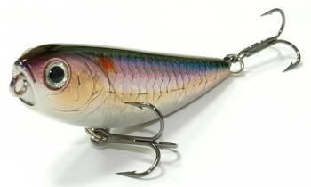 воблер lucky craft sammy 065-270 ms american shad
