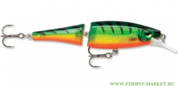 Воблер Rapala BX Jointed Minnow BXJM09-FT