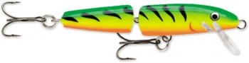 воблер rapala jointed j13-ft