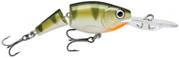 воблер rapala jointed shad rap jsr07-yp