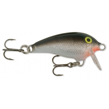 Воблер Rapala Mini Fat Rap MFR03-S