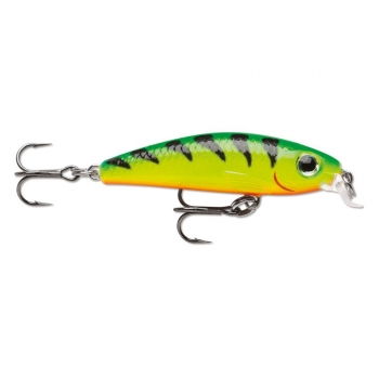 воблер rapala ultra light minnow ulm04-ft