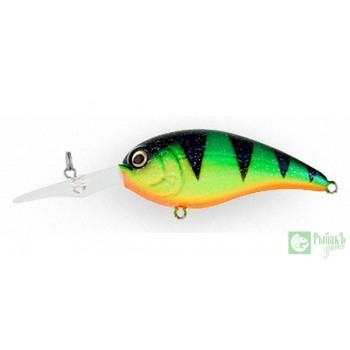 Воблер Strike Pro Wormouth Wobbler 72F-A09