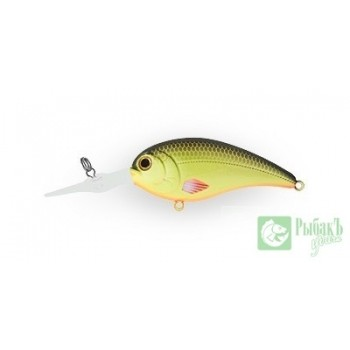 Воблер Strike Pro Wormouth Wobbler 72F-SM63F