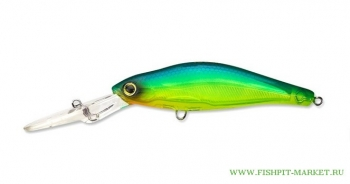 Воблер Yo-Zuri 3DS SHAD 65SP-MR (F1137-HCLL)