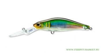 Воблер Yo-Zuri 3DS SHAD 65SP-MR (F1137-HHAY)