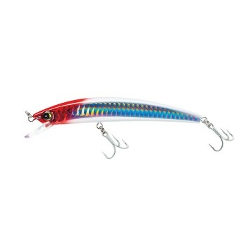 Воблер YoZuri CRYSTAL MINNOW FLOATING 90F (R1123-HRH)