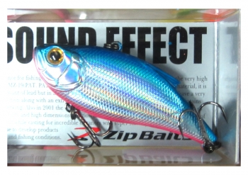 Воблер ZipBaits Calibra 75S-220R