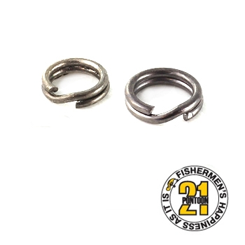 заводное кольцо split ring normal selection pontoon 21