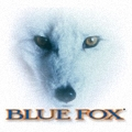 blesny blue fox