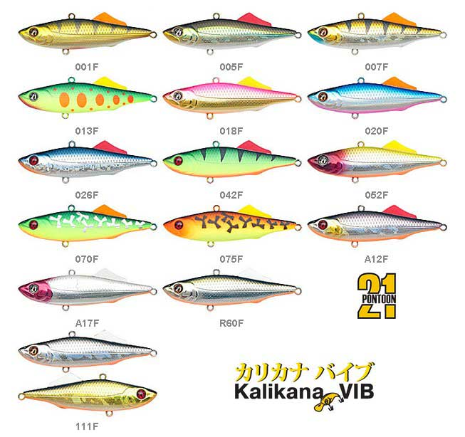 collor pontoon21 kalikana vib