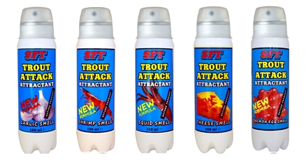 attractant sft trout smell