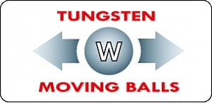 Tungsten Moving Balls