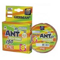 German ANT Orange-Green x8 150м