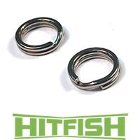 Заводные кольца HitFish Split Rings 62108