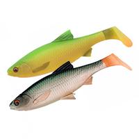 3D LB River Roach Paddletail