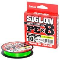 Sunline Siglon PE X8 150м Light Green