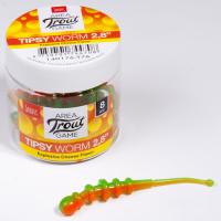 """Слаги Pro Series Tipsy Worm 2.8"""""""
