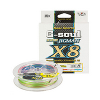 YGK G-Soul Super Jigman X8 Multicolor