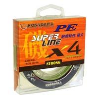 Kosadaka Super PE X4 Light Green