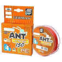 German ANT Orange x4 150м