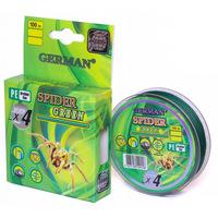 German Spider Green x4 100м