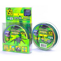 German Spider Green x4 150м