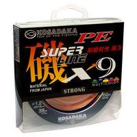 Kosadaka Super Line PE X9 Multicolor