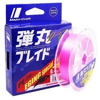 Major Craft Dangan Braid X4 150м Pink