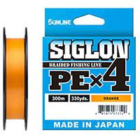 Sunline Siglon PE X4 300м Orange