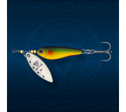 Вращающаяся блесна Sprut Alpina Long Spinner 2-GGR