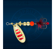 Вращающаяся блесна Sprut Caspia Spinner 2-GR