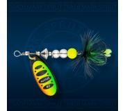 Вращающаяся блесна Sprut Caspia Spinner 2-FT