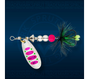 Вращающаяся блесна Sprut Caspia Spinner 3-SMG