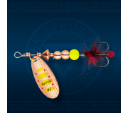 Вращающаяся блесна Sprut Caspia Spinner 2-CY
