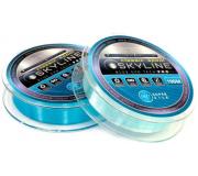Леска Sprut Skyline Fluorocarbon Composition Evo Tech Classic Blue 0,165мм