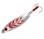 Колеблющаяся блесна Mepps SYCLOPS #0 Silver/Red
