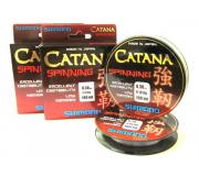 Леска Shimano Catana Spinning 0,14мм